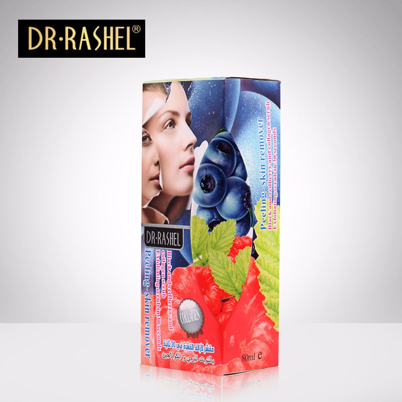 DR.RASHEL 80 ml Collagen Face Scrub Peeling Dead Skin Exfoliating Cream