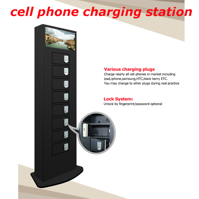 Public Solar Cell Phone Charging Station Machines Charger Kiosk Product On Alibaba