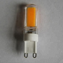 110V 220v Super Bright durable Lamp 2w 3.5w 5w G9 Led Cob Bulb