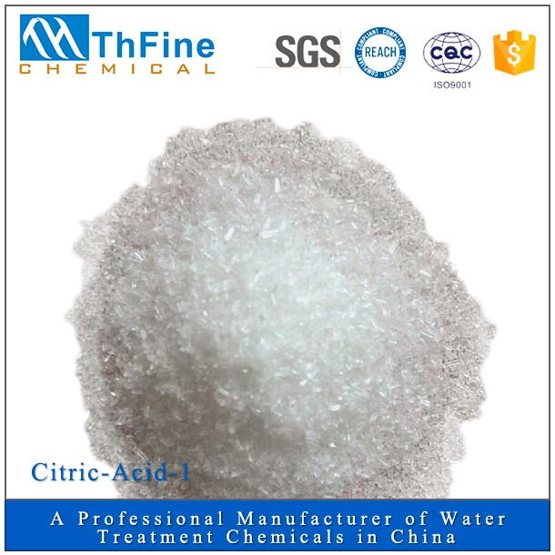 Citric acid Anhydrous C6H8O7 / C6H8O7.H2O Citric acid Monohydrate