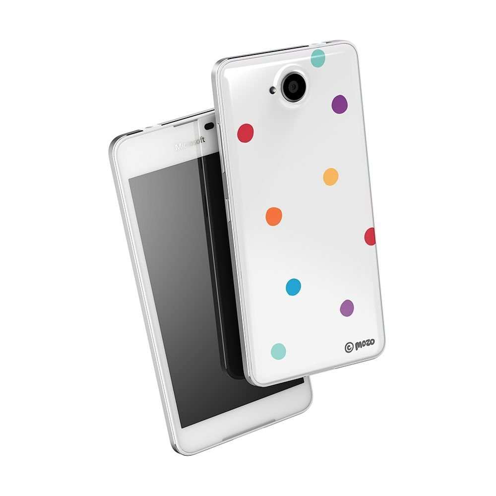 Mozo Candy Cover for Microsoft Lumia 650 with NFC Candy Dot 650BCD [FT111547]