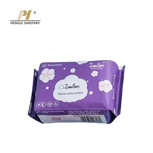 Lady Sanitary Napkins Super High Absorbency Cotton