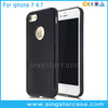 Newest 2MM Thick Black TPU Prism Mobile Phone Cases For iPhone 7 Cover