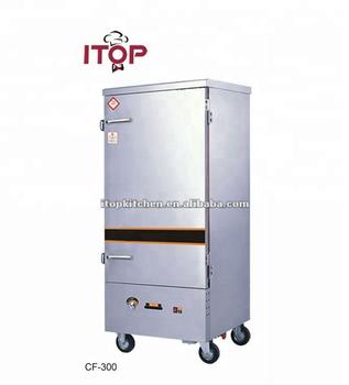 Kitchen Cooking Equipment Gas Steam Cabinet Buy Gas Steam