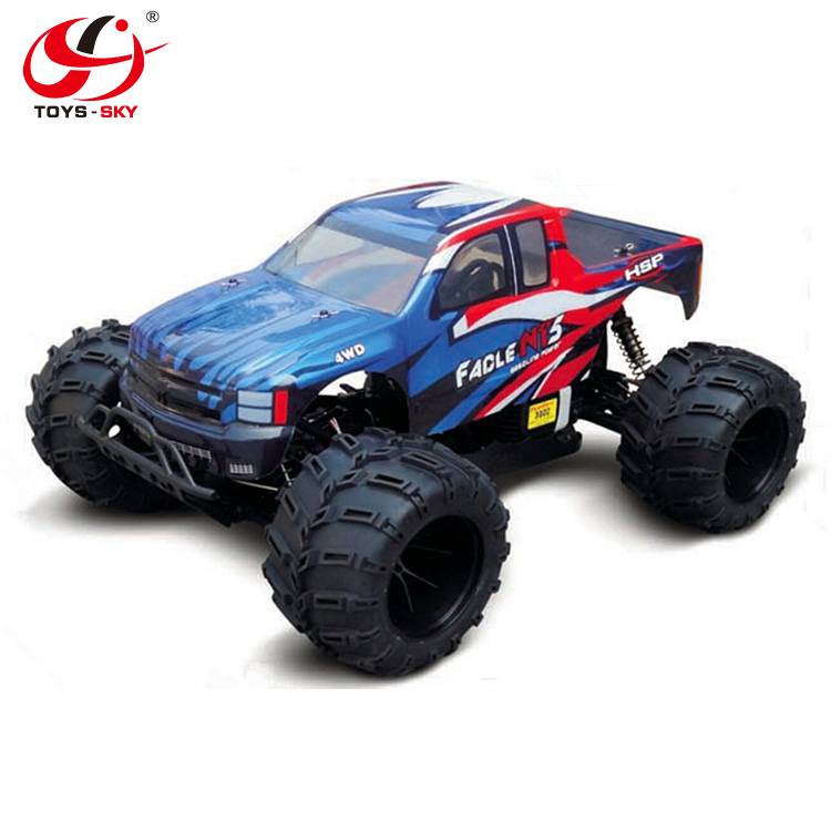 2 4g 4wd 1 5 Large Scale Gasoline Power Rtr Monster Truck Nitro Rc Car Hsp Hobby Trucks For Sale Buy Trucks For Sale 4x4 Rc Trucks For Sale Hsp Nitro Truck 1 8 Product