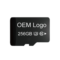 High Quality 100% Capacity 32GB 64GB 128GB 256GB Tablet Micro Memory SD/TF Card Class10 UHS-I UHS-3