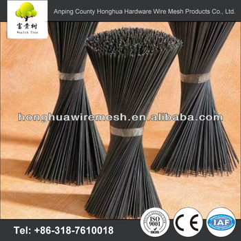 Black Annealed Low Price Cut Wire /iron Rode/u Shaped Wire - Buy ...