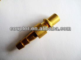 Pneumatic Release Coupling Tools Accessory Fuel Hose Quick Connector .