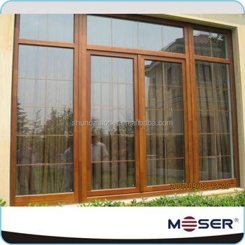 German style antique wood window frame buy antique wood for Wood window design image