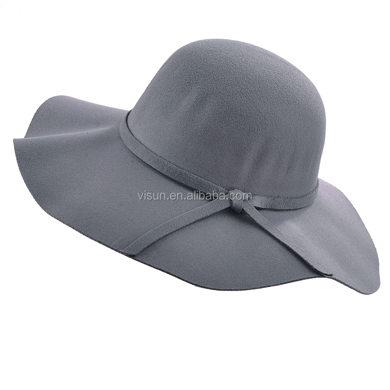 30095e645 4 Concave Hat Flat Brim Hat Scount Wool Campaign Hat For Party - Buy Wool  Campaign Hat,Wool Hats For Men,Stylish Wool Hat Product on Alibaba.com