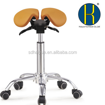 Ergonomic chair betterposture saddle chair Medical New Leather Dynamic Splitsaddle Stool Better Posture For Dental And Health Practitioners Alibaba New Leather Dynamic Splitsaddle Stool Better Posture For Dental And