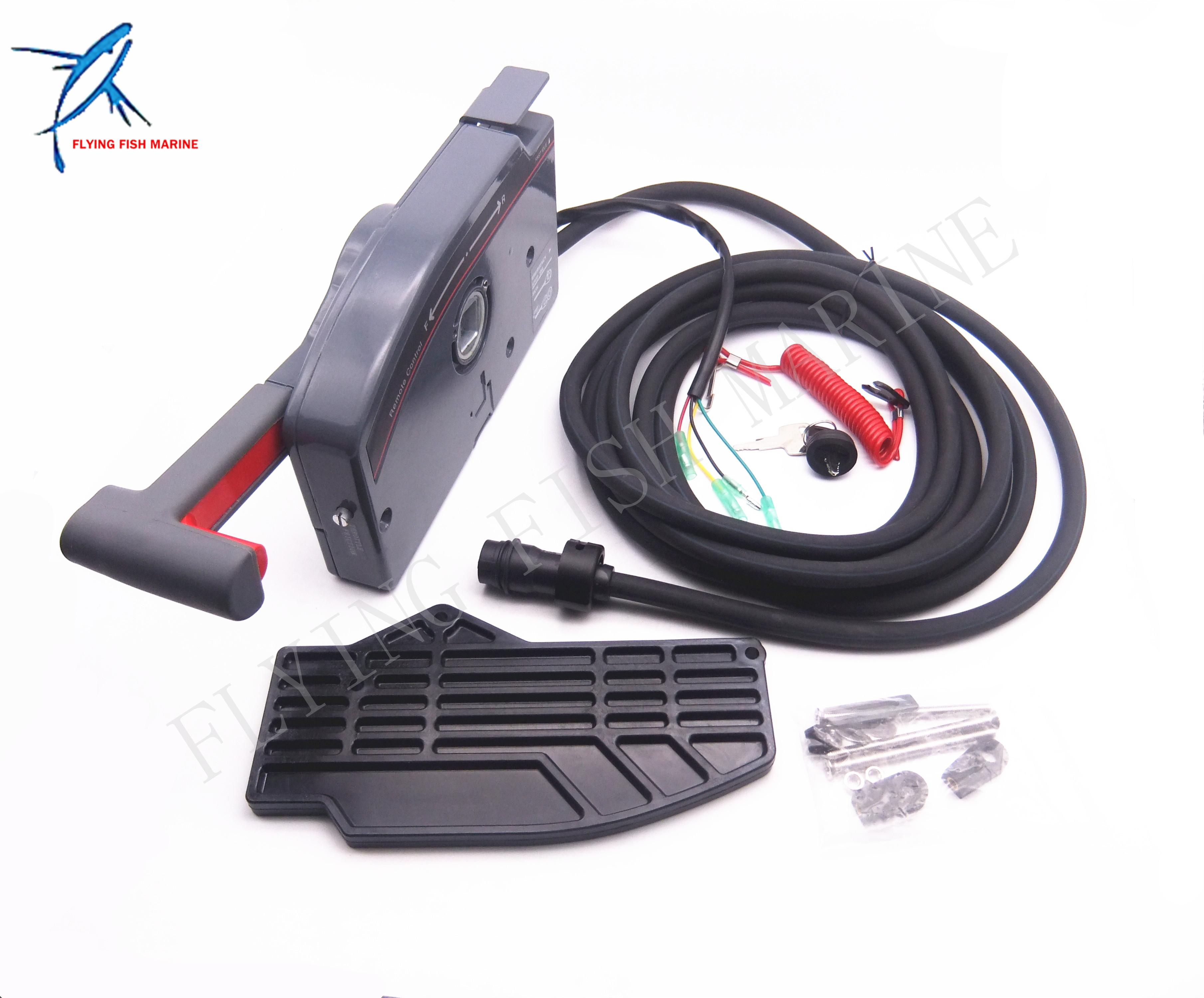 yamaha 703 controller wiring harness boat motor control box assy 703-48205-16-00 703-48207 ... #11