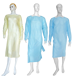 Wholesale Disposable Waterproof Blue Hospital Surgeon Long Sleeve Surgical Sterile Doctor Gowns