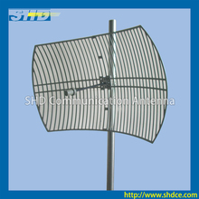 30dB Outdoor 5GHz Parabolic Wifi Antenna