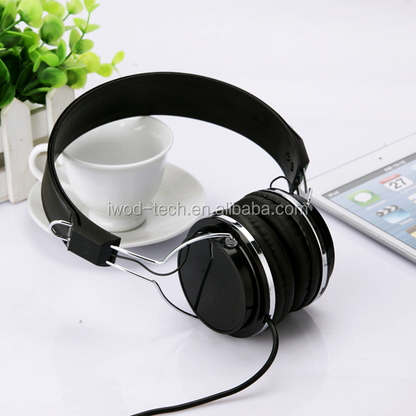 2012 best selling electronic products logo printing headphones from china manufacurer