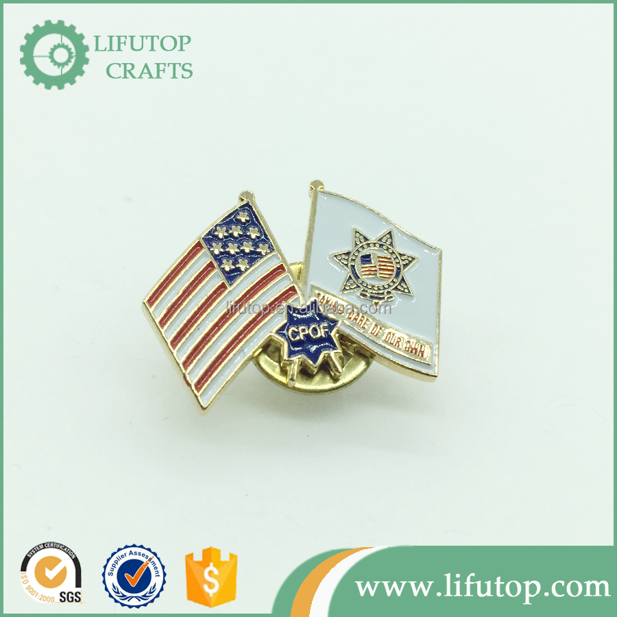 country flags lapel pins/wholesale angel pins/candle pins
