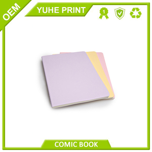 Excellent quality hardcover education new design hot selling best color notepad notebook