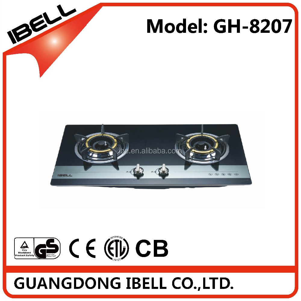 2017 hot selling kitchen appliance burner gas stove