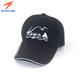 promotion cotton 6 panel embroidery golf hat cap man