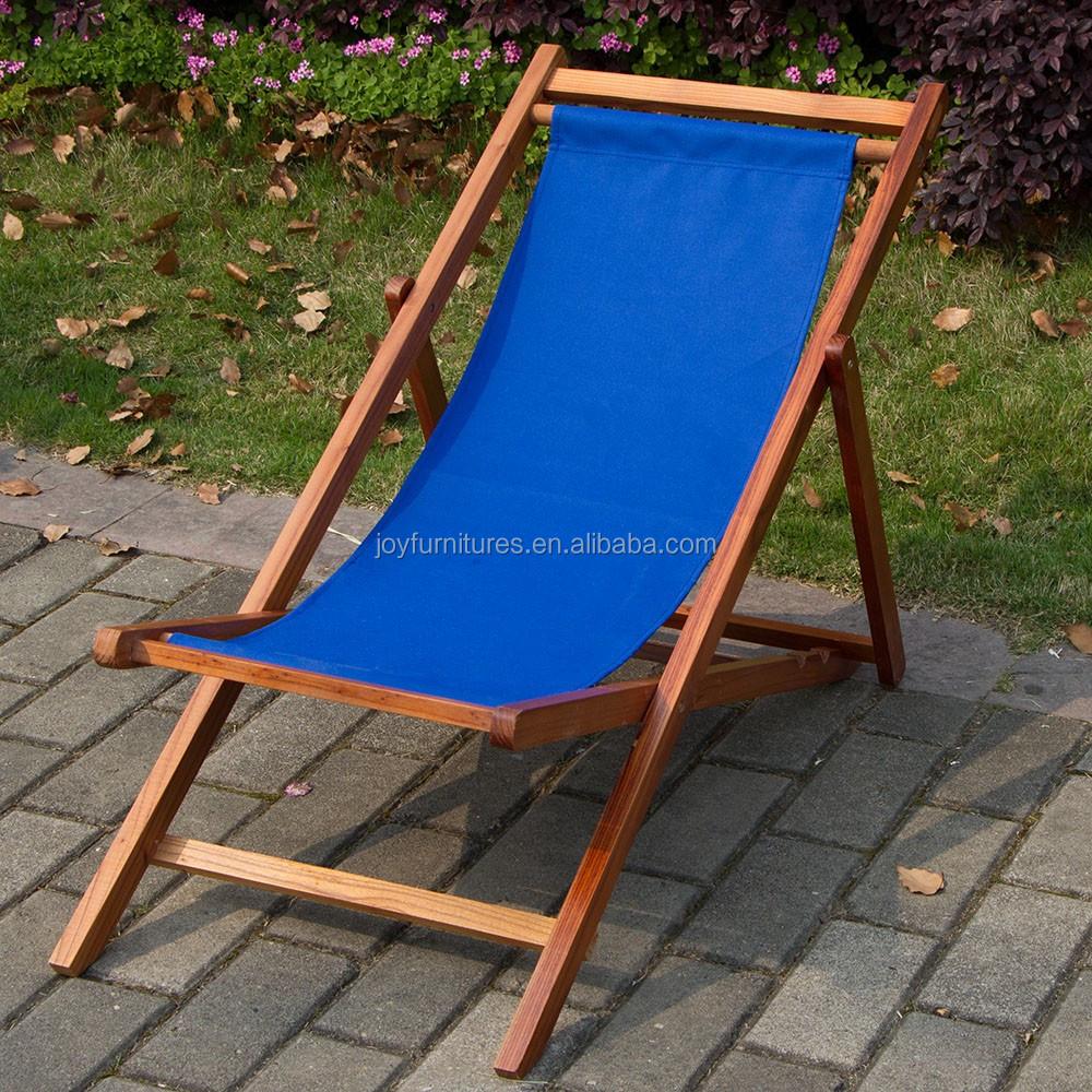 Wooden Single Deck Chair Folding Beach Chair Buy Wooden Single Deck Chair F