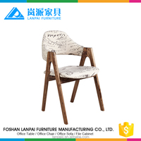 2017 most popular classical unique wooden chair made by wood furniture company for food shop A026-3