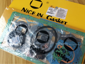 1878122714 Engine gasket kit 6BG1 For Excavator ZAX200 ZAX300 engine spare parts complete set high quality