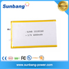 3.2v 5ah lifepo4 battery cell lithium ion polymer battery lipo battery 5000mah