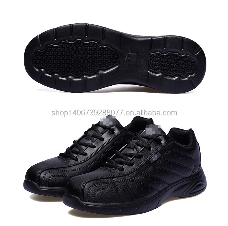 China wholesale Black Kungfu Sports Shoes