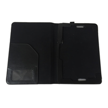 High end PU lederen manager <span class=keywords><strong>portfolio</strong></span>/map/ringband/Ipad houder