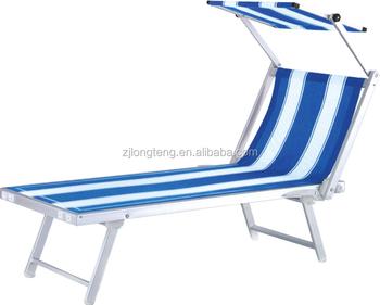 Sdraio Da Mare Alluminio.Pieghevole In Alluminio Spiaggia Sdraio Da Spiaggia Buy Pieghevole