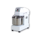12kg dough Stainless steel high speed multi spiral mixer with rotating bowl