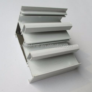 Aluminum Extrusion Profiles For Building Windows and Doors