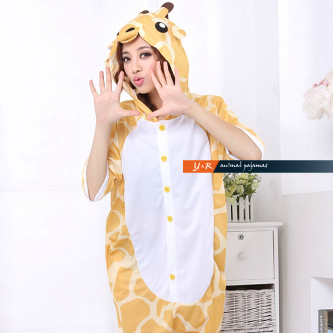 58991afc0b Unisex Adult Onesie Cotton Cartoon Picacho Pajamas Onesie Cosplay Summer Costume  Animal Sleepwear Jumpsuit Size S-XL
