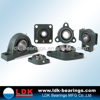 Cast iron pillow blocks bearing , UCF UCP Bearings