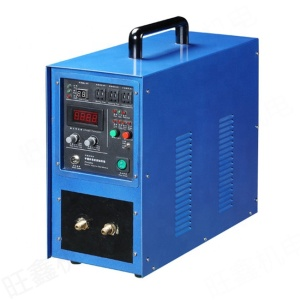 High Frequency Induction Heating Machine For Shrink Fit