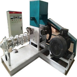 CE Factory price soy bean extruder/soybean extrusion machine for sale for fish farming 008618937187735