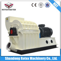 [ROTEX MASTER] Wood pellet line used grinding wood chips to sawdust machine