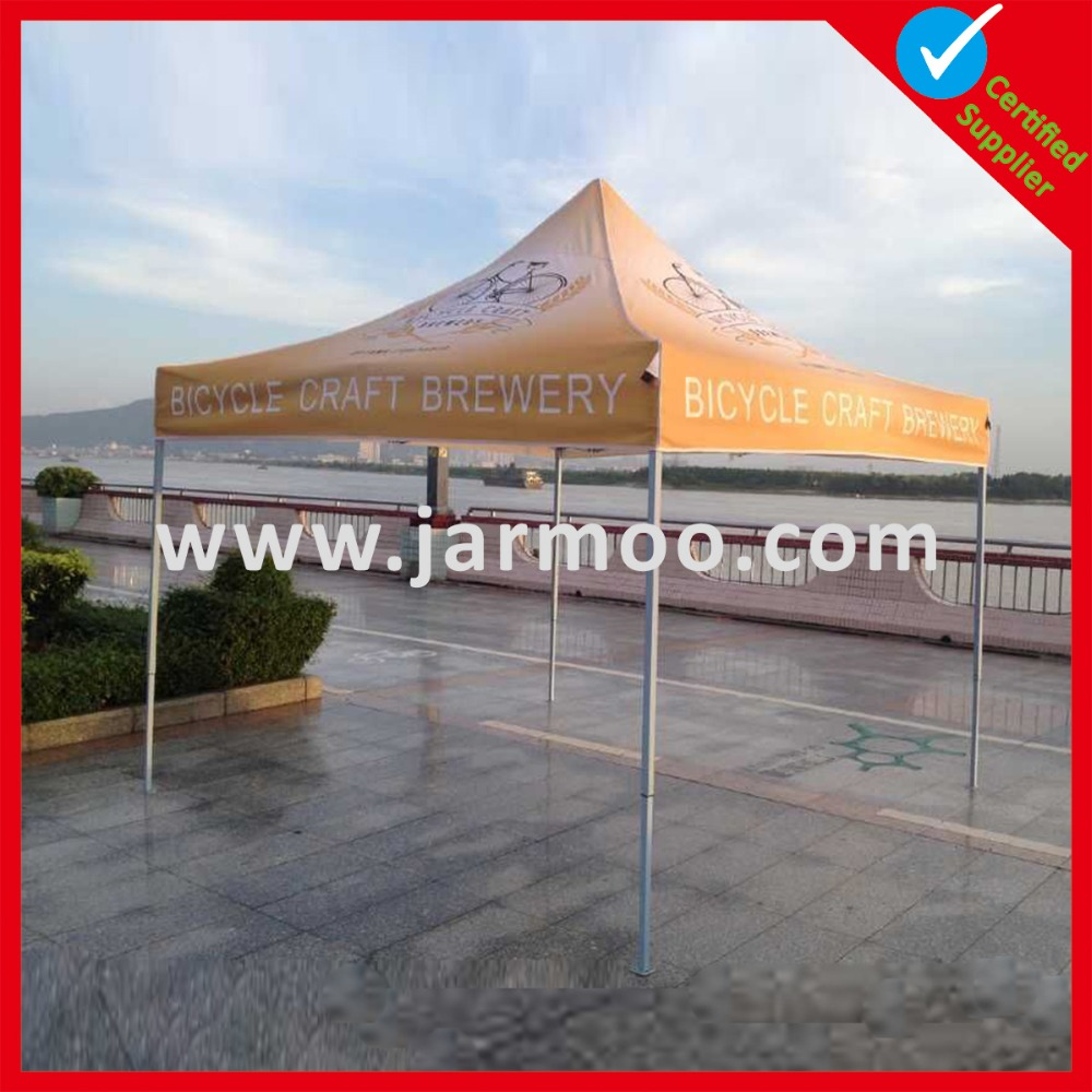 3x3 m impermeable 100 de aluminio pvc exposici n gazebo emergente heavy duty caso dosel carpa - Gazebo plegable aluminio ...