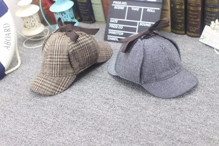 67bc52fa Detail Feedback Questions about High Quality Cosplay Cap Detective ...