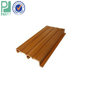Low Prices Corner Joist Mold Germany WPC Wood Composite Skirting Line