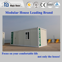 Low cost easy assemble beautiful Prefabricated container Houses
