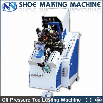 Automatic Cementing Toe Lasting Machine /shoe lasting Machine