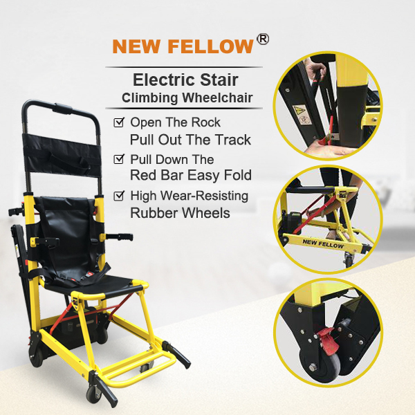 Electric Stair Climber For House Use