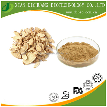 Astragalus Extract powder 30%-70% astragalan/1%-5% astraloside UV/HPLC