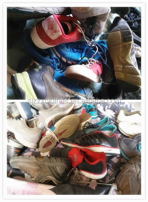 second-hand sneakers used athletic shoes for sale in 25kg sacks