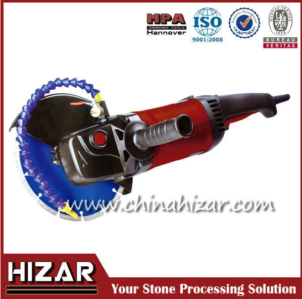 cutting tool grinder, angle grinder for marble and granirte with diamond saw blade