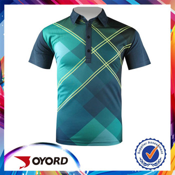 New style hot selling custom printed golf polo shirt for for Custom printed golf shirts