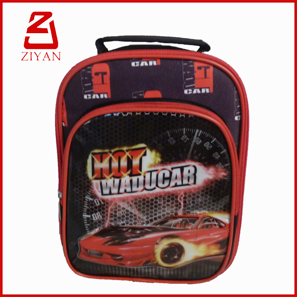 2016 manufacture insulated school lunch cooler bag for children online