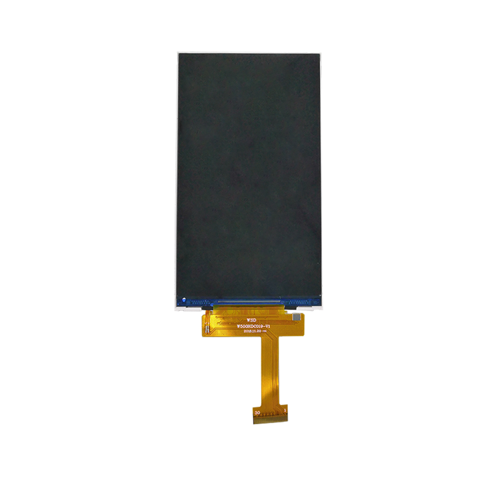 5 inch module 720*1280 Resolution lcd display MIPI DSI interface lcd screen