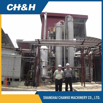 Polyvinyl formaldehyde adhesive producing line disperser machine